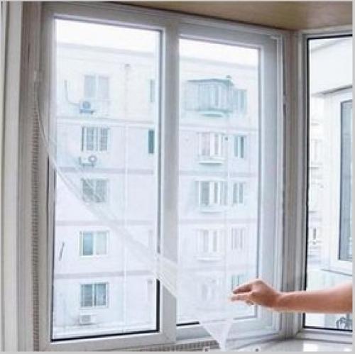 הוראות חדשות די ליתושים ! רשת נגד יתושים לחלון - עשה זאת בעצמך מחיר כולל משלוח NV-99